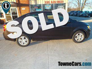 2013 Chevrolet Sonic LT | Medina, OH | Towne Auto Sales in ohio OH