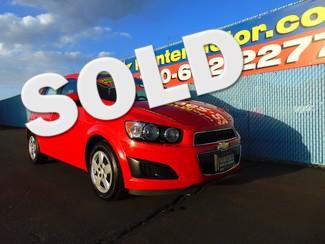 2013 Chevrolet Sonic LS Nephi, Utah