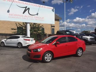 2013 Chevrolet Sonic 2LS in Oklahoma City OK