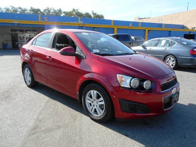 2013 Chevrolet Sonic LT Limited warranty included to assure your worry-free purchase AutoCheck re
