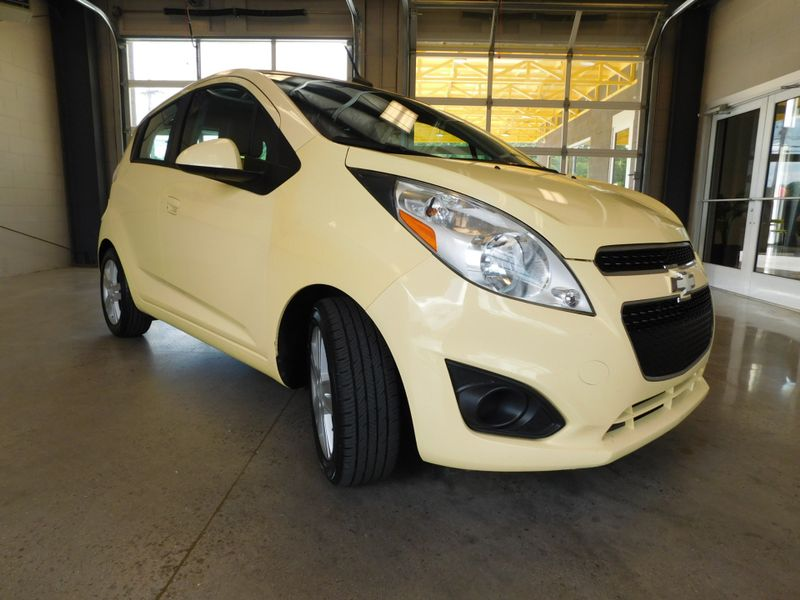 2013 Chevrolet Spark LT  city TN  Doug Justus Auto Center Inc  in Airport Motor Mile ( Metro Knoxville ), TN