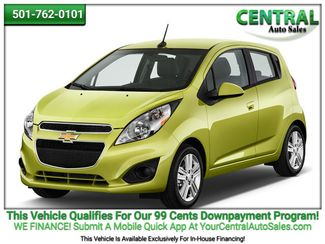 2013 Chevrolet Spark LT | Hot Springs, AR | Central Auto Sales in Hot Springs AR