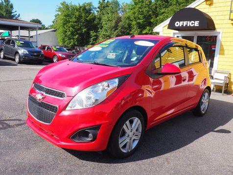 2013 Chevrolet Spark LT | Whitman, Massachusetts | Martin's Pre-Owned in Whitman, Massachusetts