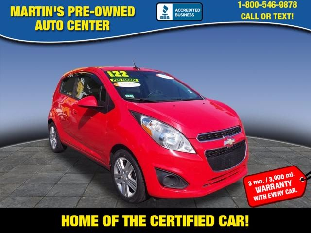 2013 Chevrolet Spark LT | Whitman, Massachusetts | Martin's Pre-Owned