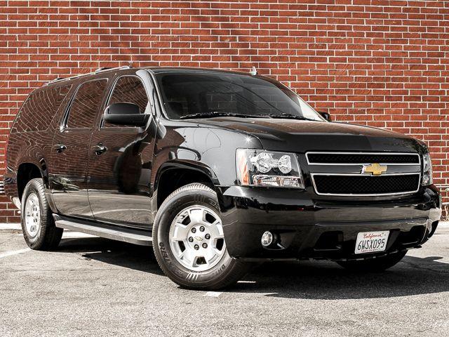 2013 Chevrolet Suburban LT Burbank, CA 2