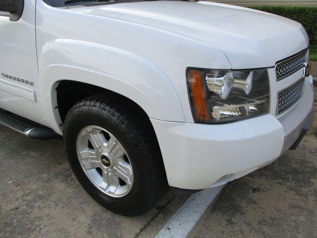 2013 Chevrolet Suburban Z71 4x4 Roof Entertainment Nav Plano, Texas 4