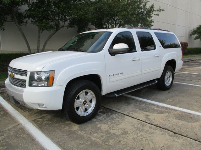 2013 Chevrolet Suburban Z71 4x4 Roof Entertainment Nav Plano, Texas 6