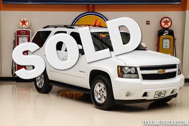 2013 Chevrolet Tahoe LS This Carfax 1-Owner 2013 Chevrolet Tahoe LS is in great shape with only 94