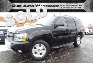2013 Chevrolet Tahoe Z71 4x4 Navi Tv/DVD Sunroof Cln Carfax We Finance | Canton, Ohio | Ohio Auto Warehouse LLC in  Ohio