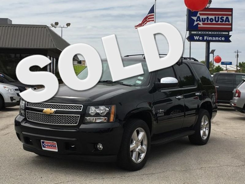 2013 Chevrolet Tahoe LT Texas Edition,Leather,3row | Irving, Texas | Auto USA in Irving Texas