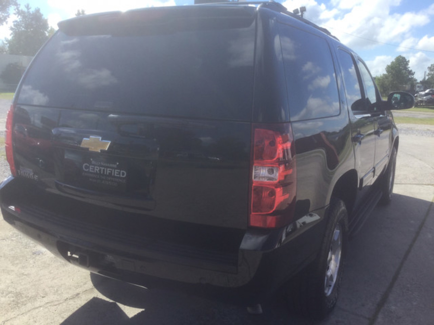 2013 chevrolet tahoe lt city louisiana billy navarre certified in lake. Cars Review. Best American Auto & Cars Review