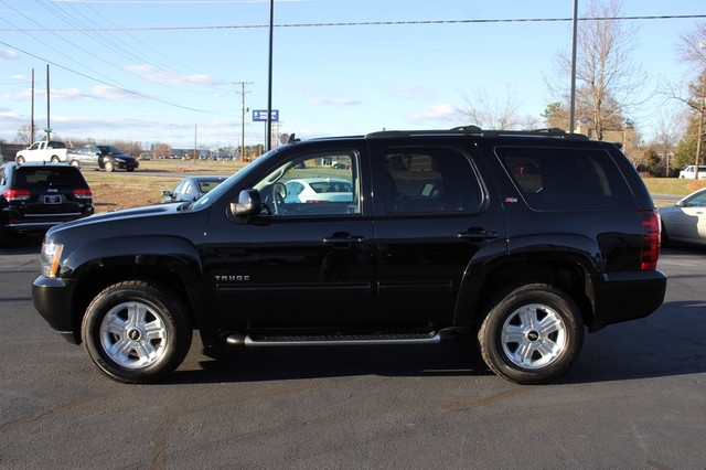 2013 Chevrolet Tahoe LT 4X4 Z71 - NAVIGATION - REAR DVD - SUNROOF! Mooresville , NC 15