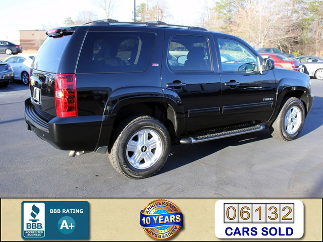 2013 Chevrolet Tahoe LT 4X4 Z71 - NAVIGATION - REAR DVD - SUNROOF! Mooresville , NC 1