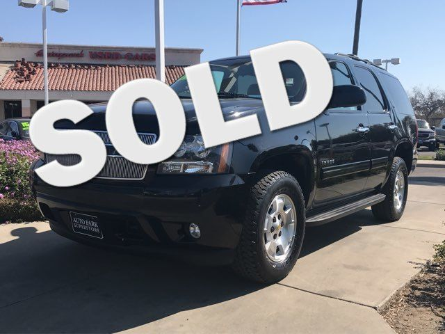 2013 Chevrolet Tahoe LT Get the horse power and the tow capacity you need with powerful V8 engine