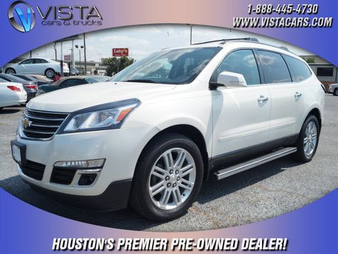 2013 Chevrolet Traverse LT in Houston, Texas