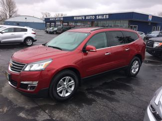 2013 Chevrolet Traverse LT | Rishe's Import Center in Potsdam,Canton,Massena,Watertown New York