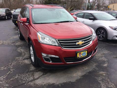 2013 Chevrolet Traverse LT | Rishe's Import Center in Ogdensburg, New York