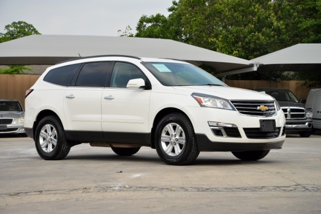 2013 Chevrolet Traverse LT San Antonio , Texas 0