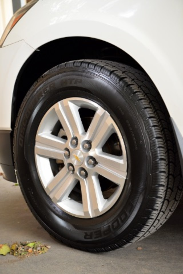 2013 Chevrolet Traverse LT San Antonio , Texas 19