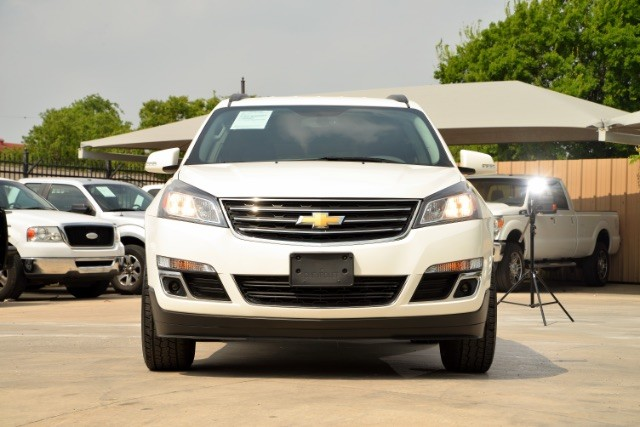2013 Chevrolet Traverse LT San Antonio , Texas 3