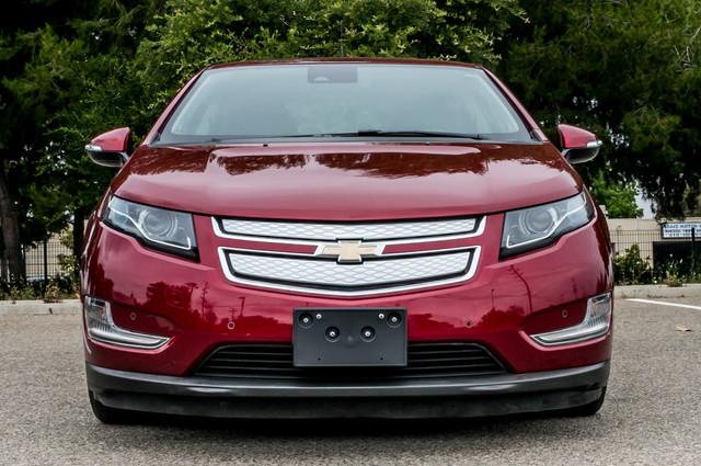 2013 Chevrolet Volt PREMIUM - 19K MILES - NAVI - LHTR -HTD STS Reseda, CA 3