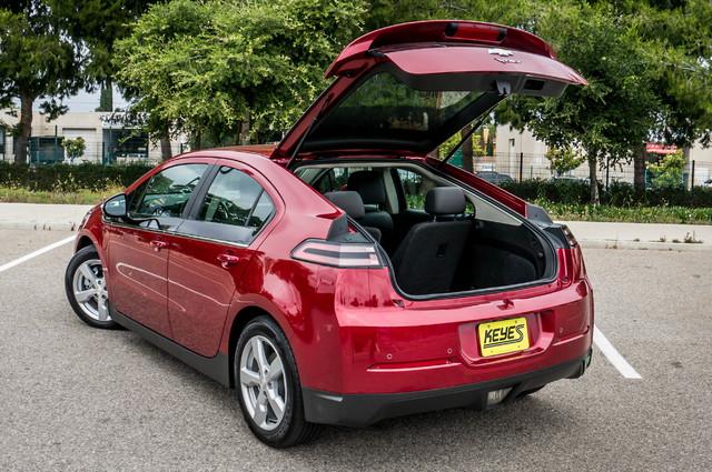 2013 Chevrolet Volt PREMIUM - 19K MILES - NAVI - LHTR -HTD STS Reseda, CA 10