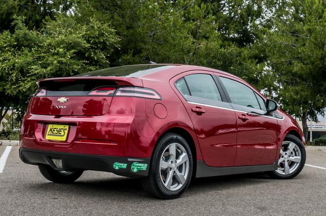 2013 Chevrolet Volt PREMIUM - 19K MILES - NAVI - LHTR -HTD STS Reseda, CA 9