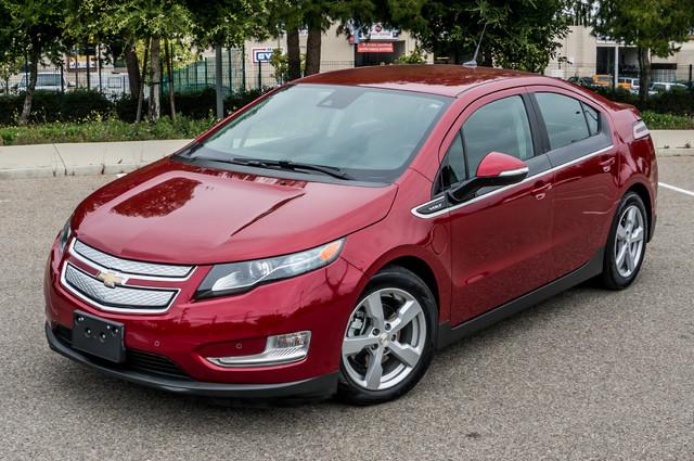 2013 Chevrolet Volt PREMIUM - 19K MILES - NAVI - LHTR -HTD STS Reseda, CA 1