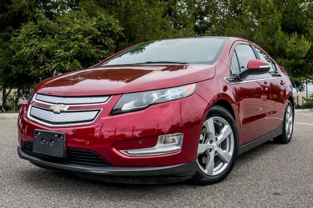 2013 Chevrolet Volt PREMIUM - 19K MILES - NAVI - LHTR -HTD STS Reseda, CA 50