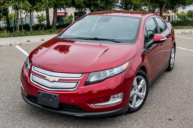 2013 Chevrolet Volt PREMIUM - 19K MILES - NAVI - LHTR -HTD STS Reseda, CA 51