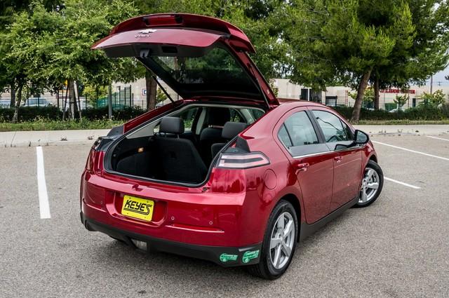 2013 Chevrolet Volt PREMIUM - 19K MILES - NAVI - LHTR -HTD STS Reseda, CA 12