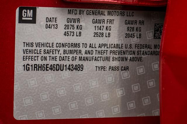 2013 Chevrolet Volt PREMIUM - 19K MILES - NAVI - LHTR -HTD STS Reseda, CA 49