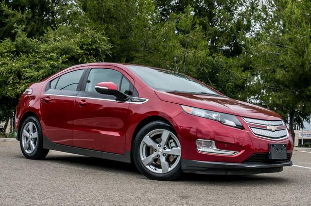 2013 Chevrolet Volt PREMIUM - 19K MILES - NAVI - LHTR -HTD STS Reseda, CA 4