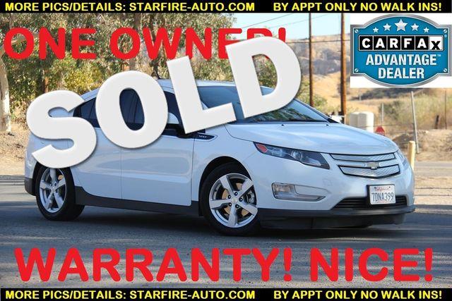 2013 Chevrolet Volt Santa Clarita, CA 0