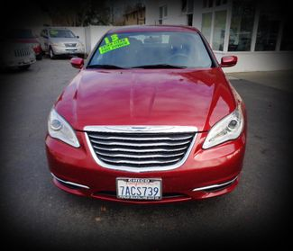 2013 Chrysler 200 LX Sedan Chico, CA 6