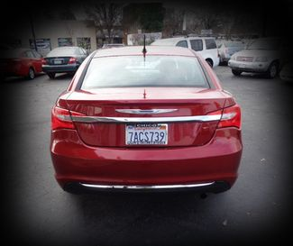 2013 Chrysler 200 LX Sedan Chico, CA 7