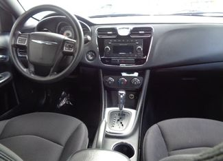 2013 Chrysler 200 LX Sedan Chico, CA 9