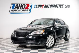 2013 Chrysler 200 in Dallas TX