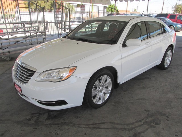 2013 Chrysler 200 LX This particular vehicle has a SALVAGE title Please call or email to check av