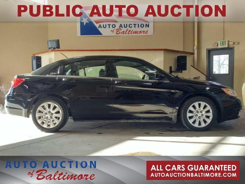 2013 Chrysler 200 LX | JOPPA, MD | Auto Auction of Baltimore  in JOPPA MD
