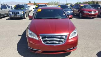 2013 Chrysler 200 LX Las Vegas, Nevada 1