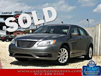 2013 Chrysler 200 Touring | Lewisville, Texas | Castle Hills Motors in Lewisville Texas