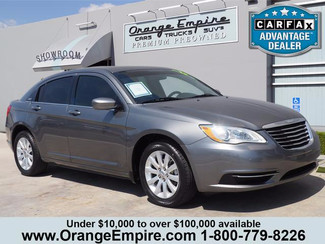 2013 Chrysler 200 Touring Orange, CA