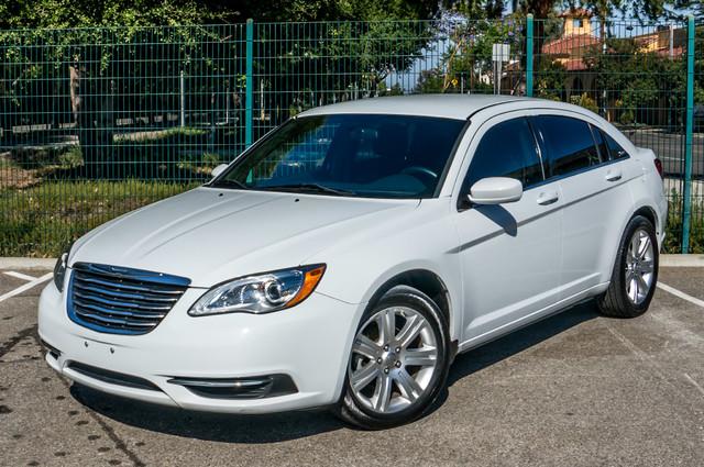 2013 Chrysler 200 Touring - AUTO - 85K MILES - ALLOY WHEELS Reseda, CA 1