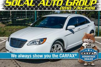 2013 Chrysler 200 Touring - AUTO - 85K MILES - ALLOY WHEELS Reseda, CA