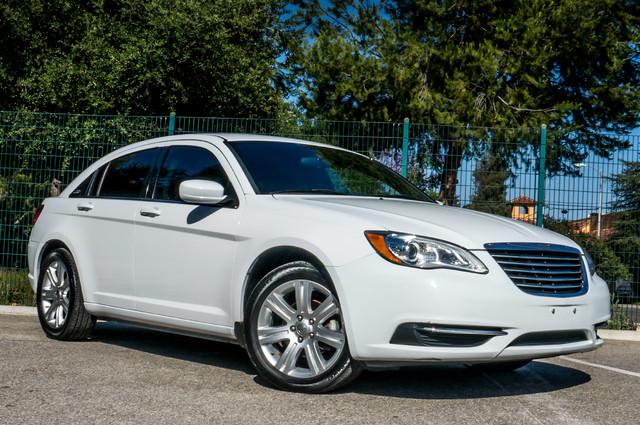 2013 Chrysler 200 Touring - AUTO - 85K MILES - ALLOY WHEELS Reseda, CA 3