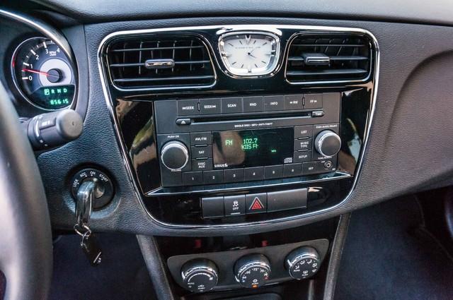 2013 Chrysler 200 Touring - AUTO - 85K MILES - ALLOY WHEELS Reseda, CA 28
