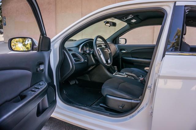 2013 Chrysler 200 Touring - AUTO - 85K MILES - ALLOY WHEELS Reseda, CA 12