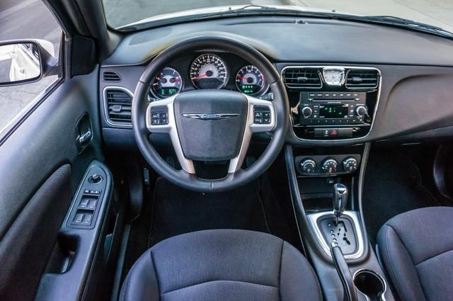 2013 Chrysler 200 Touring - AUTO - 85K MILES - ALLOY WHEELS Reseda, CA 17