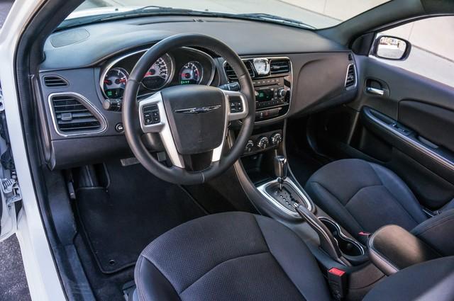 2013 Chrysler 200 Touring - AUTO - 85K MILES - ALLOY WHEELS Reseda, CA 13